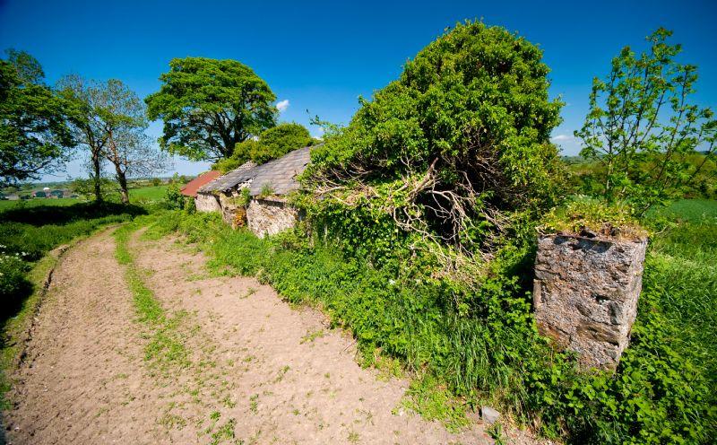 Derelict Hilltop Cottage - now a site2