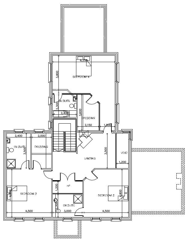 Gowan_Lodge_-_First_Floor_Plans