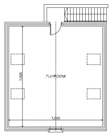 Gowan_Lodge_-_Garage_-_First_Floor_Plans
