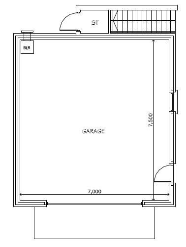 Gowan_Lodge_-_Garage_-_Ground_Floor_Plans