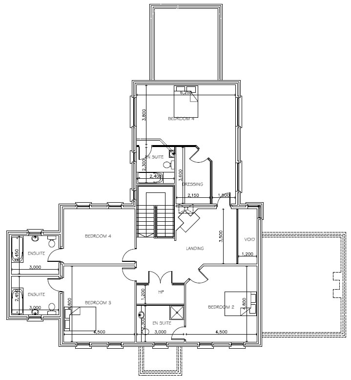 Gowan_Manor_-_First_Floor_Plans
