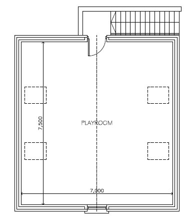 Gowan_Manor_-_Garage_-_First_Floor_Plans