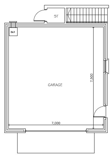 Gowan_Manor_-_Garage_-_Ground_Floor_Plans