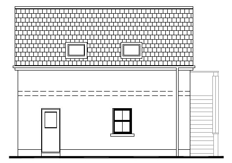 Gowan_Manor_-_Garage_-_Right_Side_Elevation