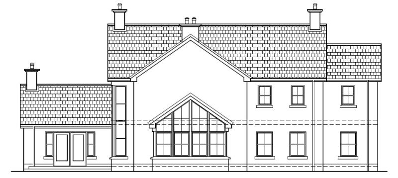 Gowan_Manor_-_Rear_Elevation