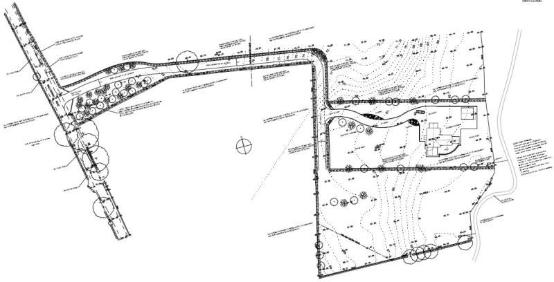 Gowan_Manor_-_Site_Map
