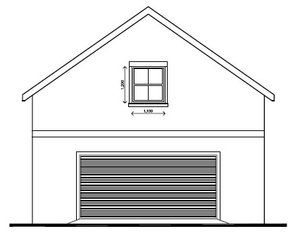 Johnnys_Well_-_Garage_-_Front_Elevation