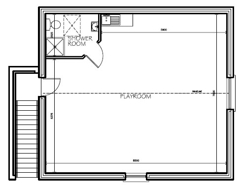 Laurelhill_View_-_Garage_-_First_Floor_Plans