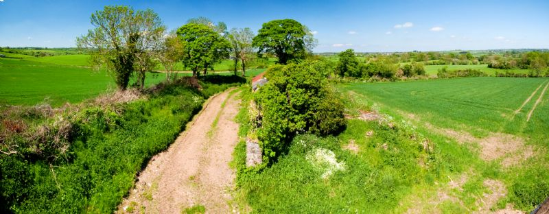 Mountpleasant Hilltop Farm Panoramic View