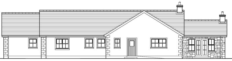 Robbies_Cottage_-_Rear_Elevation