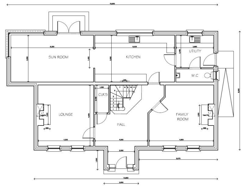 Shanks_Farmhouse_-_Ground_Floor_Plans