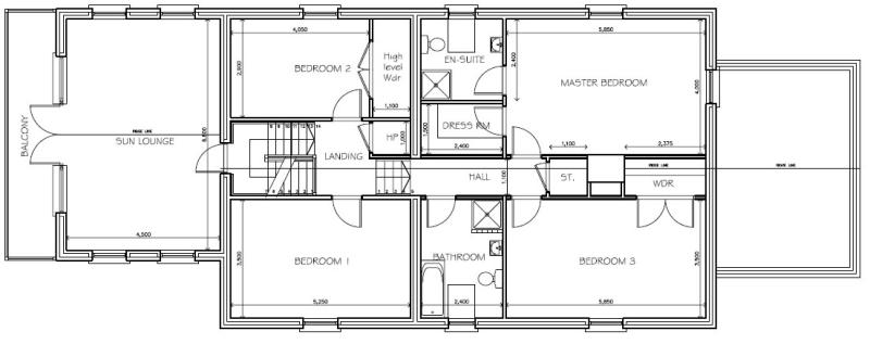 Tamry_House_-_First_Floor_Plans