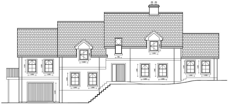 Tamry_House_-_Front_Elevation