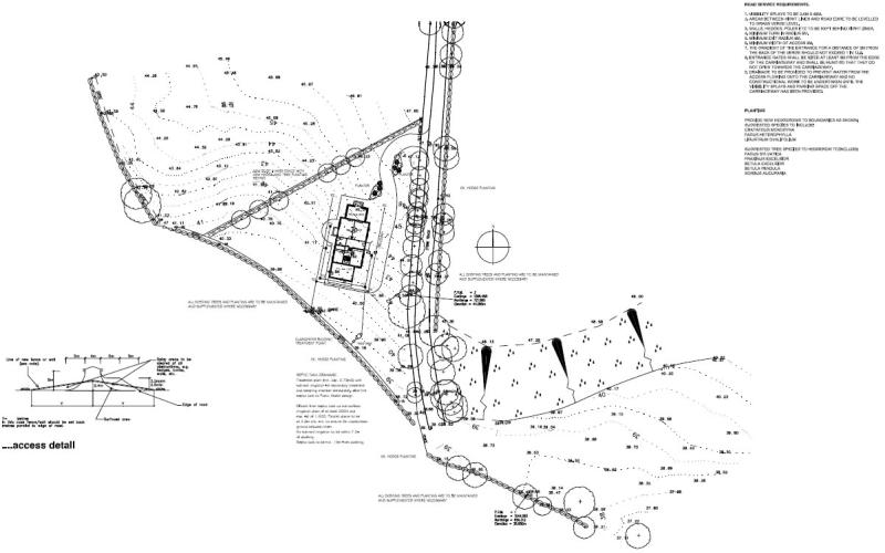 Tamry_House_-_Site_Layout